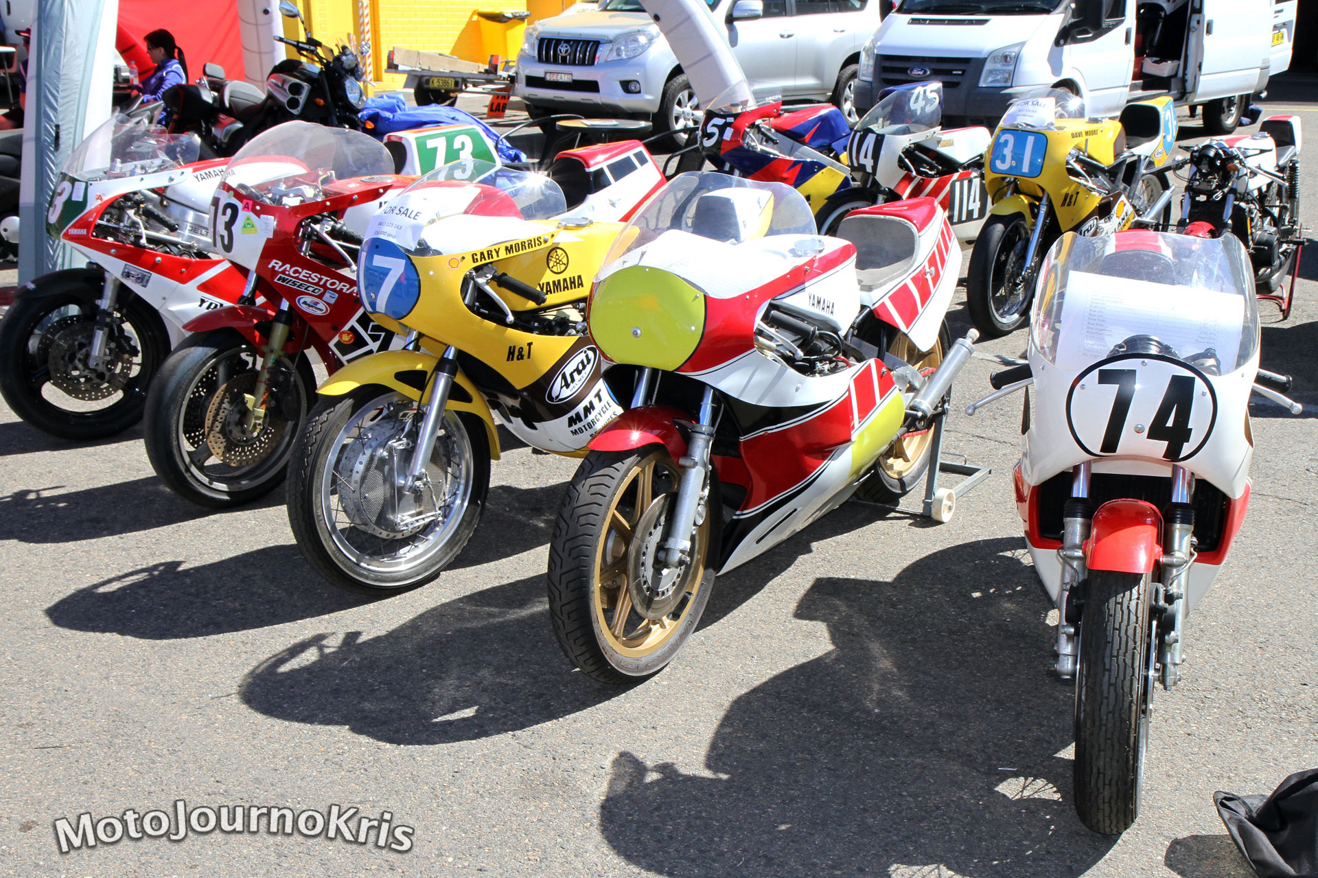 Barry Sheene Festival of Speed 2013
