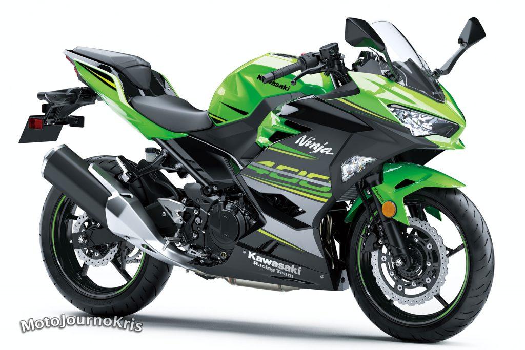 Kawasaki's Ninja 400 KRT Edition