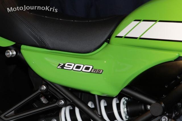 Kawasaki Z900RS Cafe Launch Deus Ex Machina