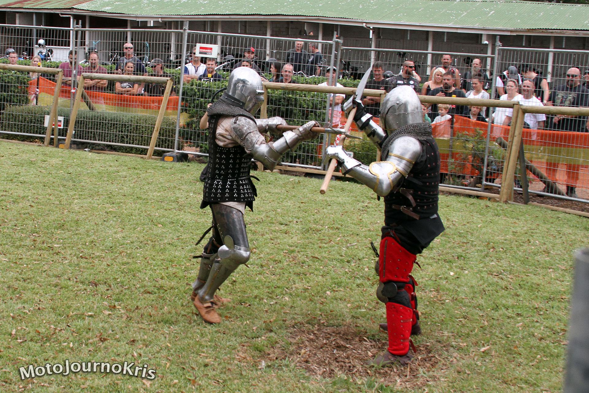 Australian Medieval Combat