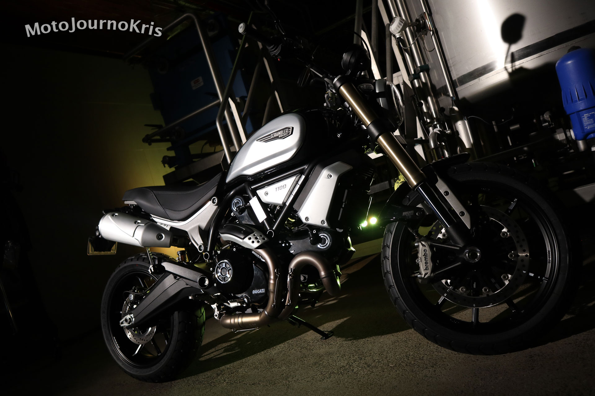 The new Ducati Scrambler 1100