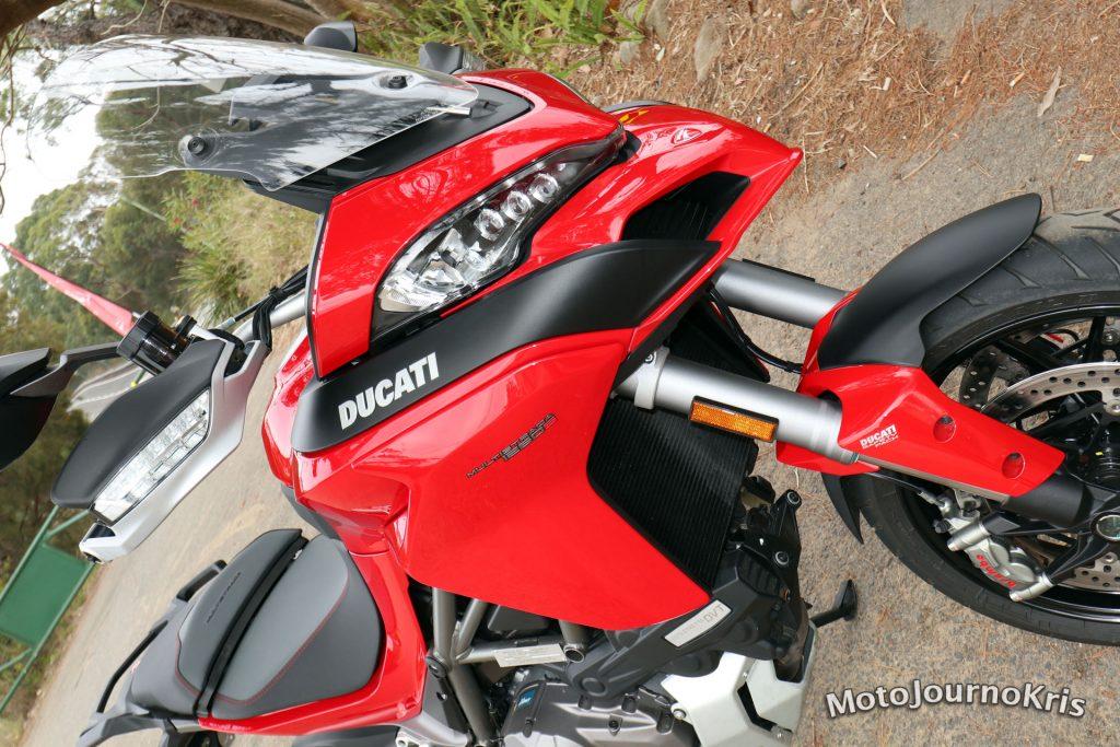Ducati's Multistrada 1260 S