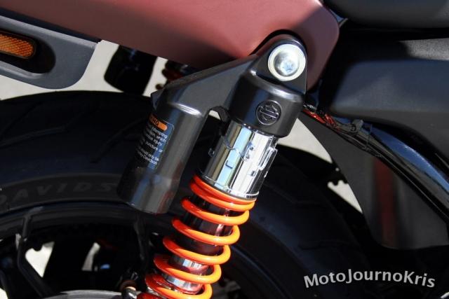 2018 Harley-Davidson Street Rod 750