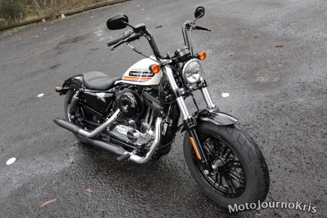 Harley-Davidson Sportster FortyEight Special - Moto Journo Kris