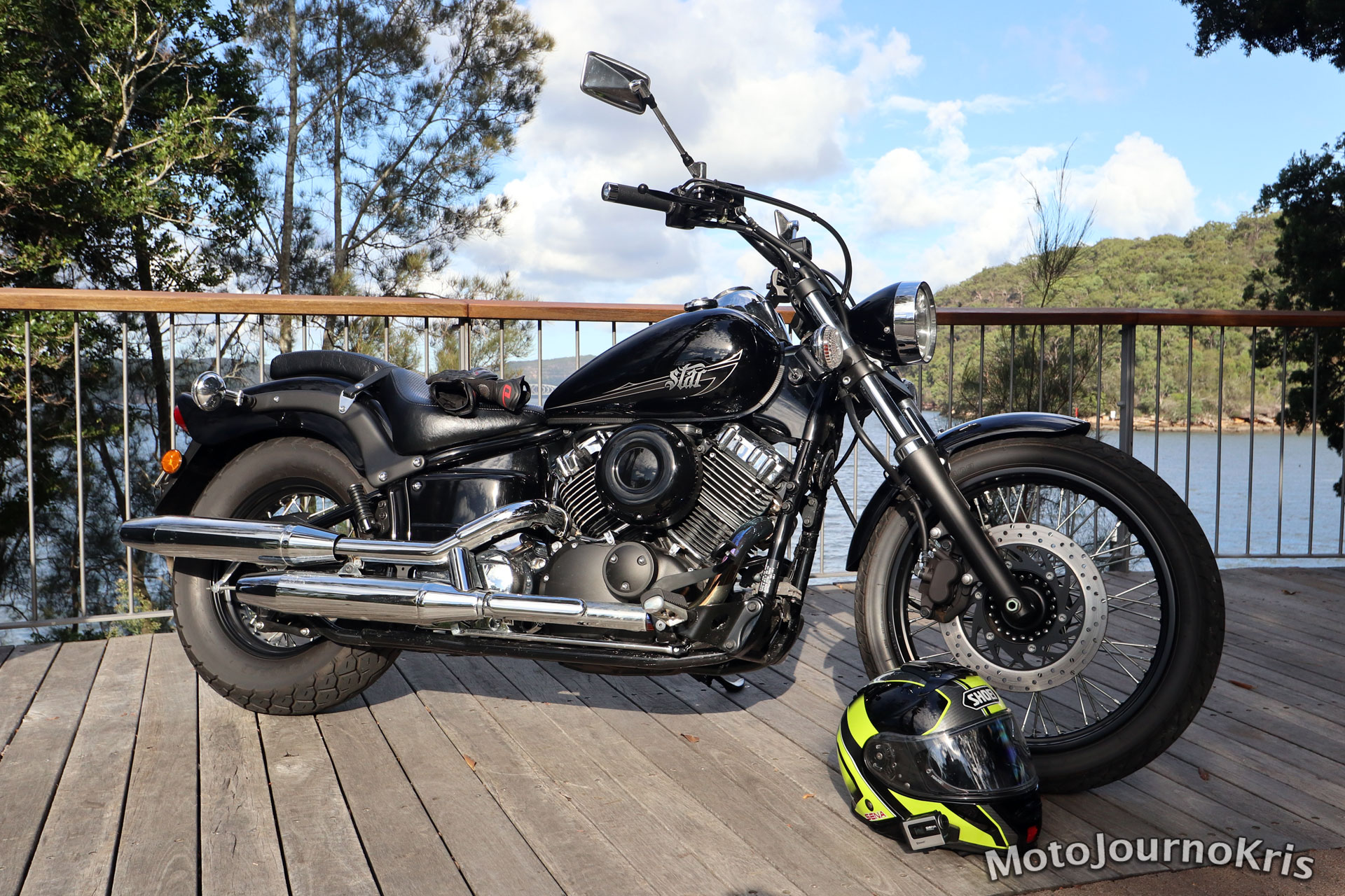 Yamaha V-Star XVS650 Custom