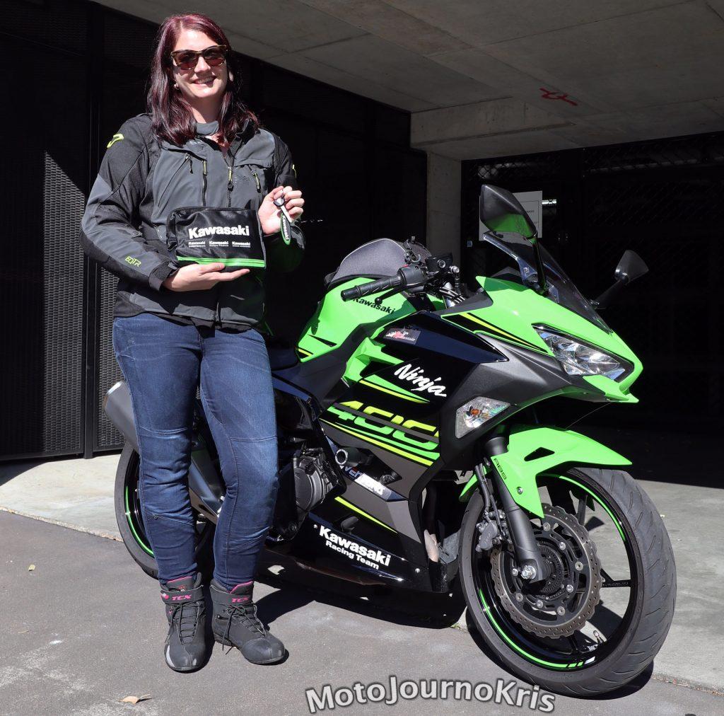 Kawasaki Ninja 400 Six Month Thoughts Motojournokris