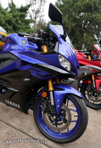 2019 Yamaha YZF-R3 Overview