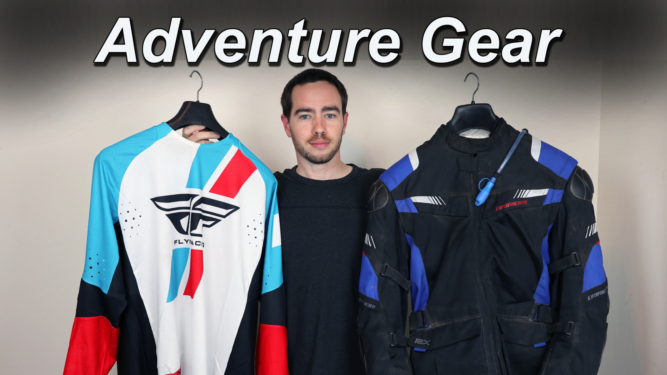 Beginner's Guide to Adventure Riding Gear