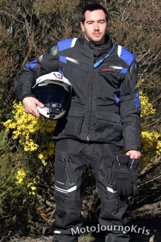 DRIRIDER RallyCross Pro 3 Jacket Review