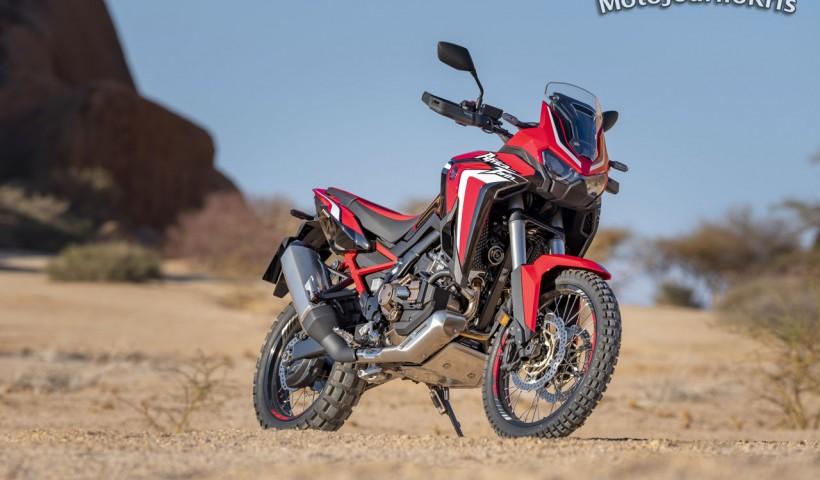 2020 Honda Africa Twin CRF1100L