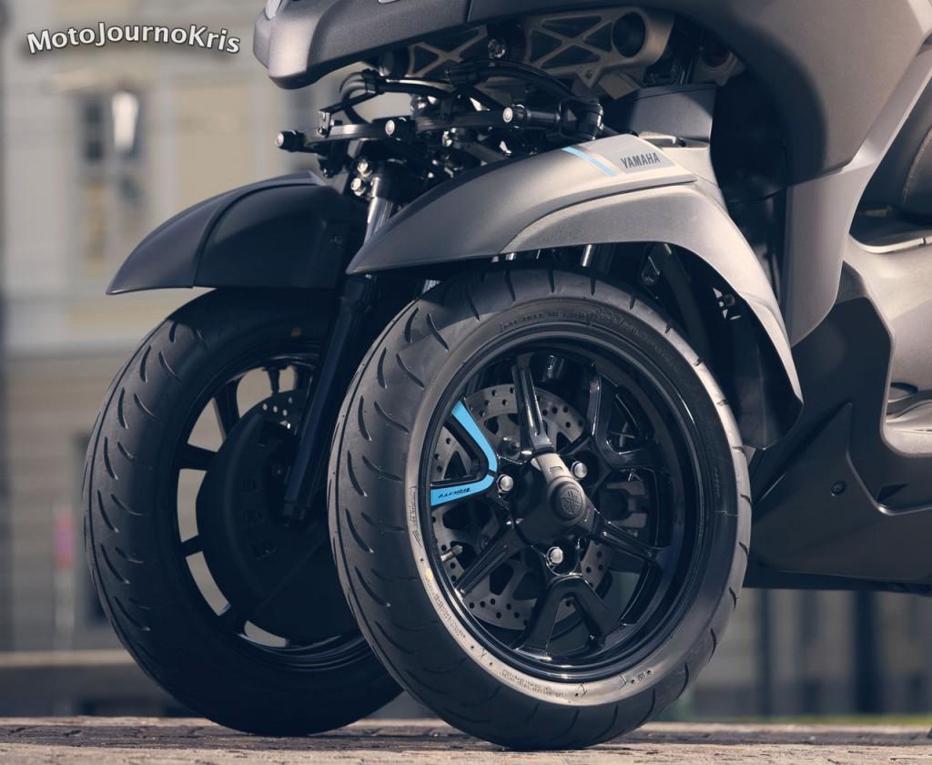 2020 Yamaha Tricity 300