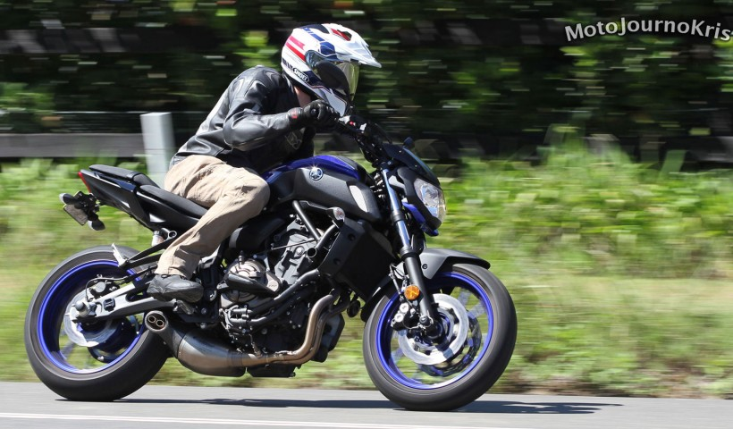 Yamaha MT-07 LAMS Australian Ride Review