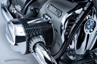 2020 BMW R 18 cruiser Big Boxer head