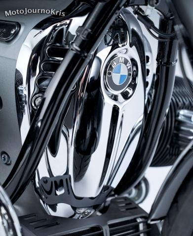 2020 BMW R 18 cruiser Big Boxer engine