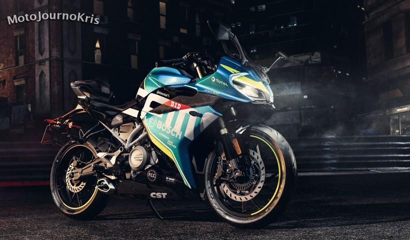 2020 CFMoto 300SR sportsbike