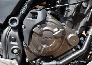 2020 Yamaha Tenere 700 engine case