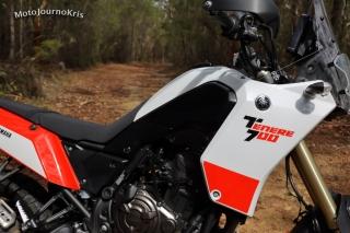 2020 Yamaha Tenere 700 tank