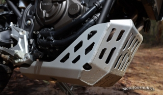2020 Yamaha Tenere 700 sump guard