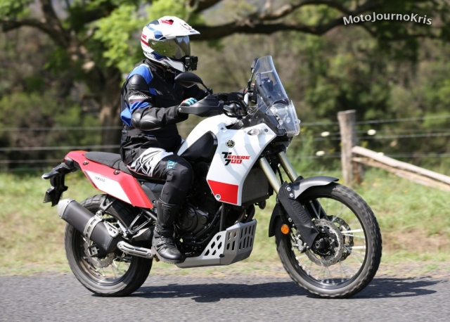 2020 Yamaha Tenere 700 Motorcycle Review