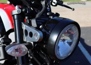 2020 Yamaha XSR900 Motorcycle Review
