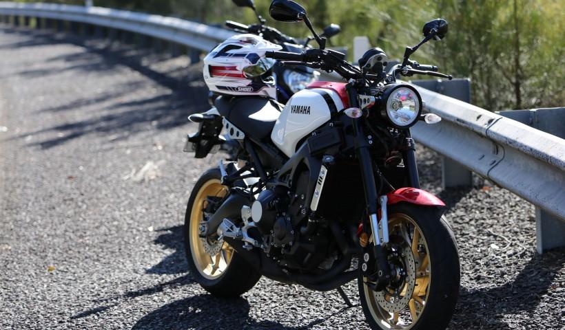 2020 Yamaha XSR900 Ergonomics and Seat Height