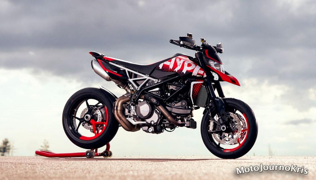 2020 Ducati Hypermotard 950 RVE