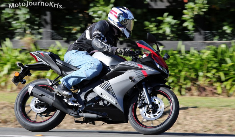 2020 Yamaha YZF-R15 V3 Review