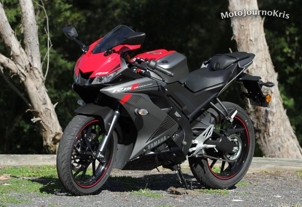 2020 Yamaha YZF-R15 V3