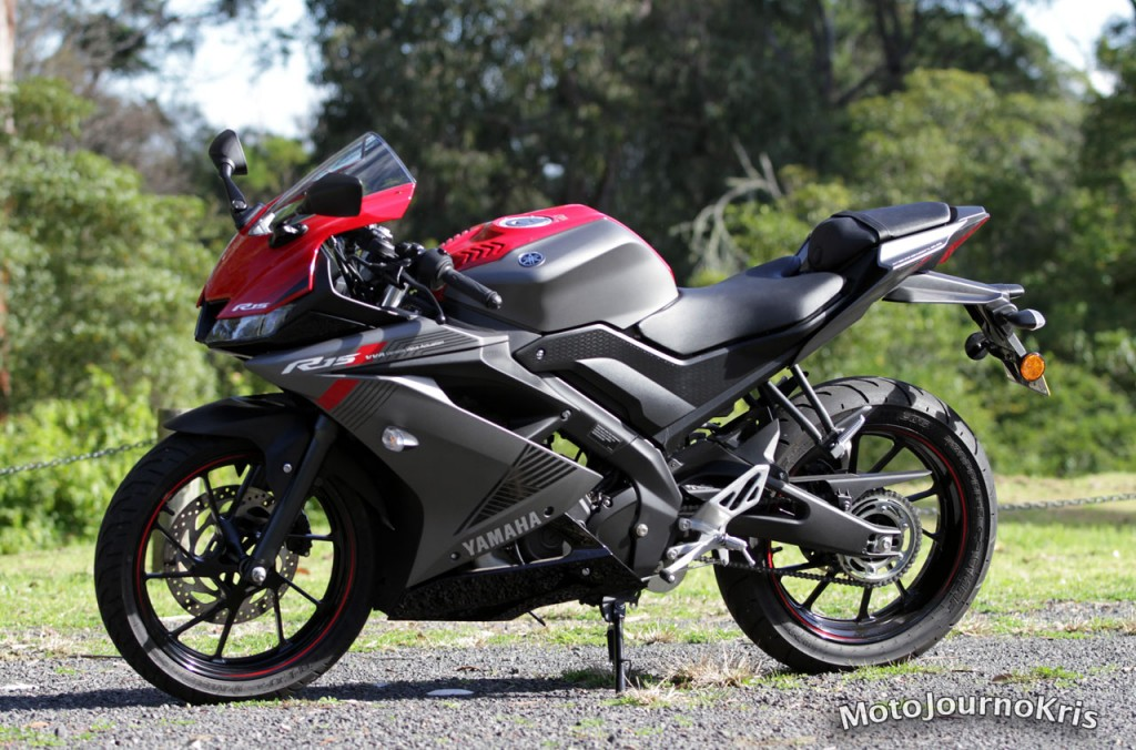 2020 Yamaha YZF-R15 V3 Review