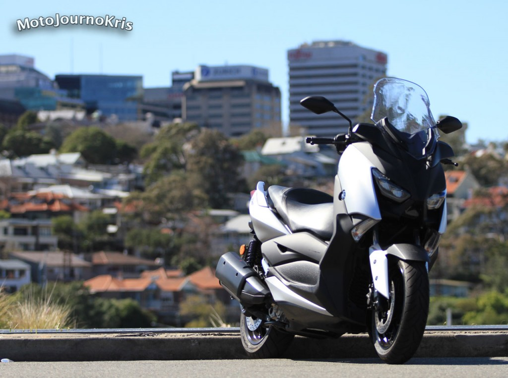 2020 Yamaha XMax 300 Review