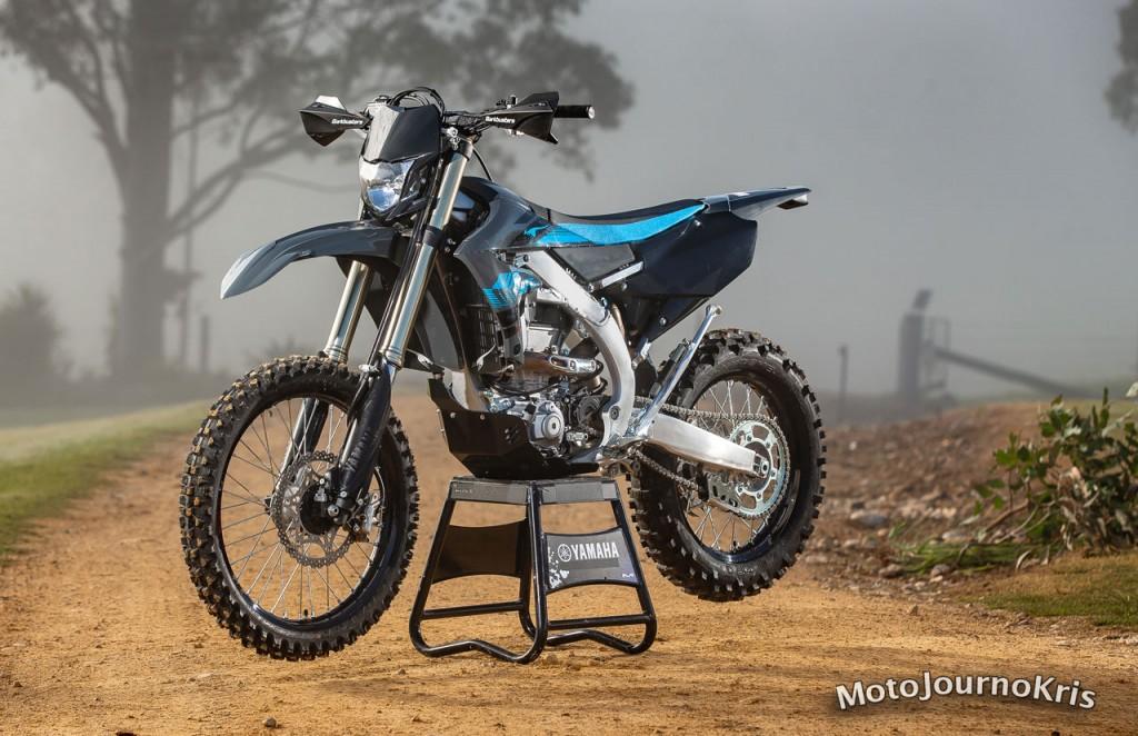 2021 Yamaha WR450F Aussie Edition