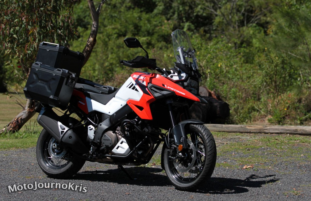 2020 Suzuki V-Strom 1050 XT