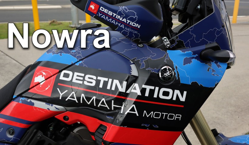 2020 Destination Yamaha Nowra Adventure Ride