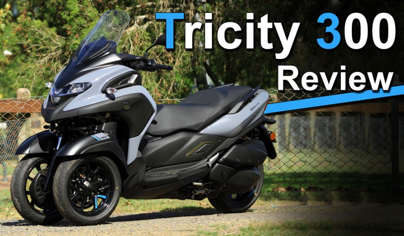 2020 Yamaha Tricity 300 Review
